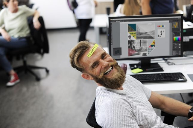 5 Reasons to Use Humor at Work