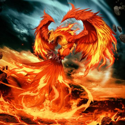 Mythical Being - Phoenix